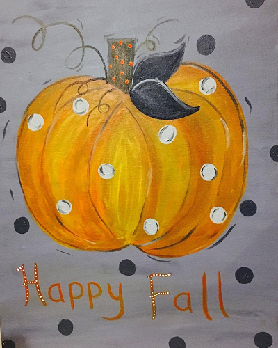 pumpkin painting pic 2